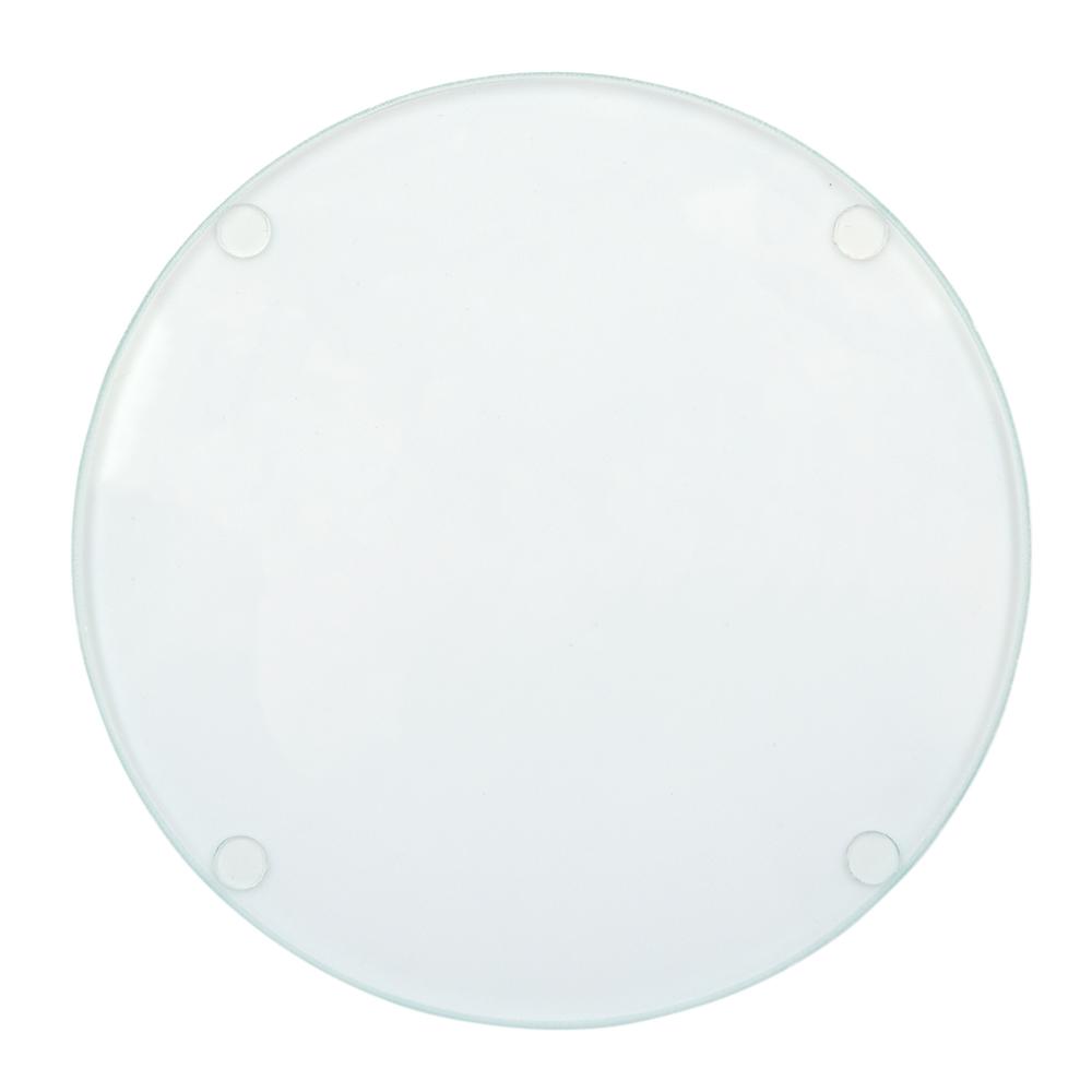 JUN 円形ガラス蓋 クリアランスsale!期間限定! 12.5cm 苔 限定特価 関東当日便 パルダリウム テラリウム