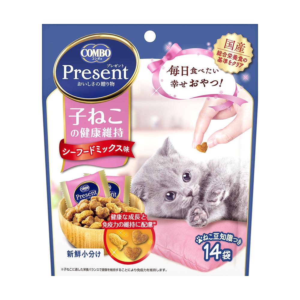 消費期限 2022 10 31 コンボ プレゼント おやつ キャット ランキング総合1位 子猫の健康維持 42g 関東当日便 税込