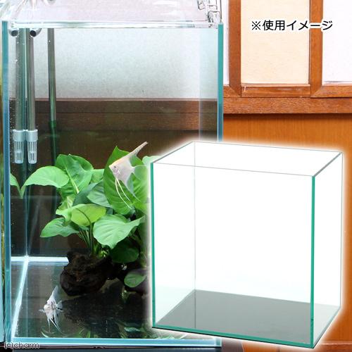 オールガラス水槽 アクロ30N45(30×45×45cm) フタ付き お一人様1点限り 沖縄別途送料【HLS_DU】
