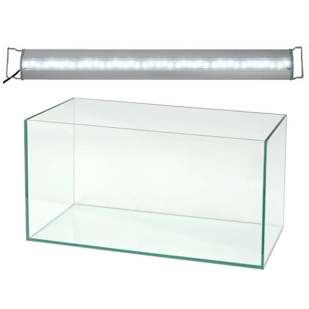 (大型)90cm水槽アクロ90N OVAL LED 900 5500lm BRIGHT セット 別途大型手数料・同梱不可・代引不可【HLS_DU】