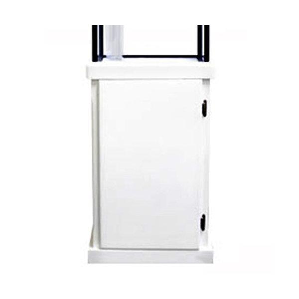 (大型)(組立済)水槽台 ウッドキャビ ホワイト VT 450×450 別途大型手数料・同梱不可・代引不可 お一人様1点限り