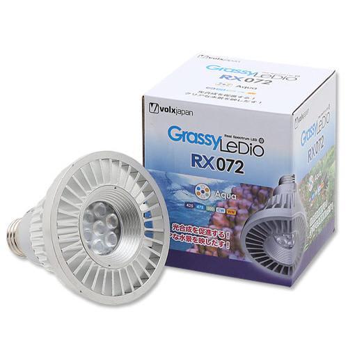 交換球 ボルクスジャパン Grassy LeDio RX072 Aqua/アクア 沖縄別途送料 関東当日便