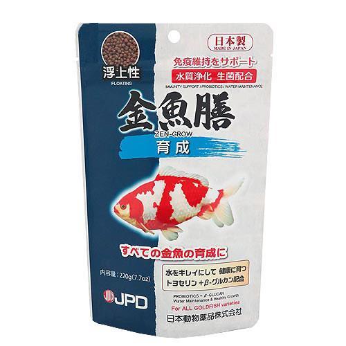 消費期限 2024 06 30 通信販売 日本動物薬品 誕生日 お祝い ニチドウ 金魚膳 育成 金魚のえさ 220g 関東当日便