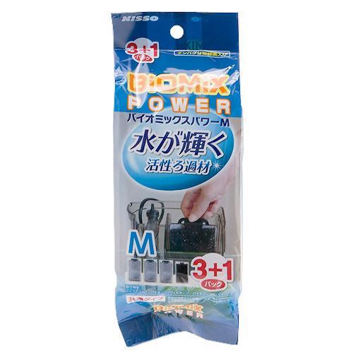 ニッソー バイオミックスパワー M 3+1個入り 関東当日便