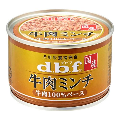 デビフ 牛肉ミンチ 牛肉100%ベース 150g 24缶入り 沖縄別途送料 関東当日便