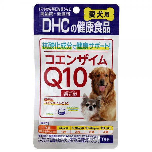 消費期限 2022 02 28 DHC 愛犬用 2020春夏新作 15g 関東当日便 サプリメント 流行のアイテム コエンザイムQ10還元型 60粒
