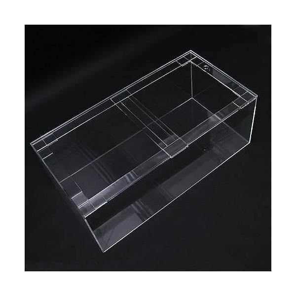 メーカー直送 (受注生産)アクリル水槽(サイズ:150×60×60cm 板厚:10×12×8mm) 同梱不可 別途送料