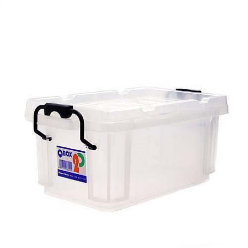 QBOX-20 迅速な対応で商品をお届け致します 290×170×130mm 1個 クワガタ カブトムシ 飼育ケース ボックス 産卵 ブリード 最安値 関東当日便 コンテナ