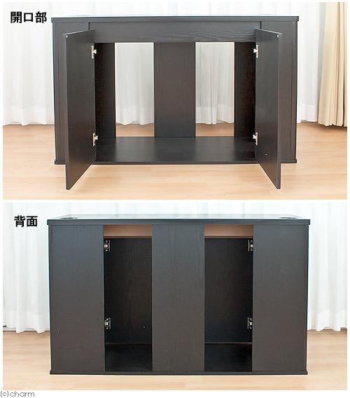 Kotobuki Kotobuki Aquarium Stand Pro Style 1200L Black Z012 120 Cm (Cabinet)  For Aquarium