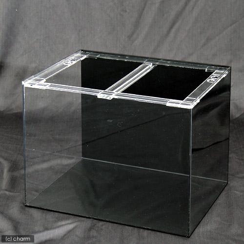 アクリル水槽 アクリルクリアタンク 底面・背面板黒(60×30×36cm・板厚5×5×5mm) 60cm水槽 沖縄別途送料 関東当日便