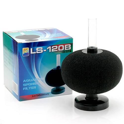 数量は多 LSS研究所 本体 メーカー公式 LSSスポンジフィルター エアレーション LS-120B 関東当日便