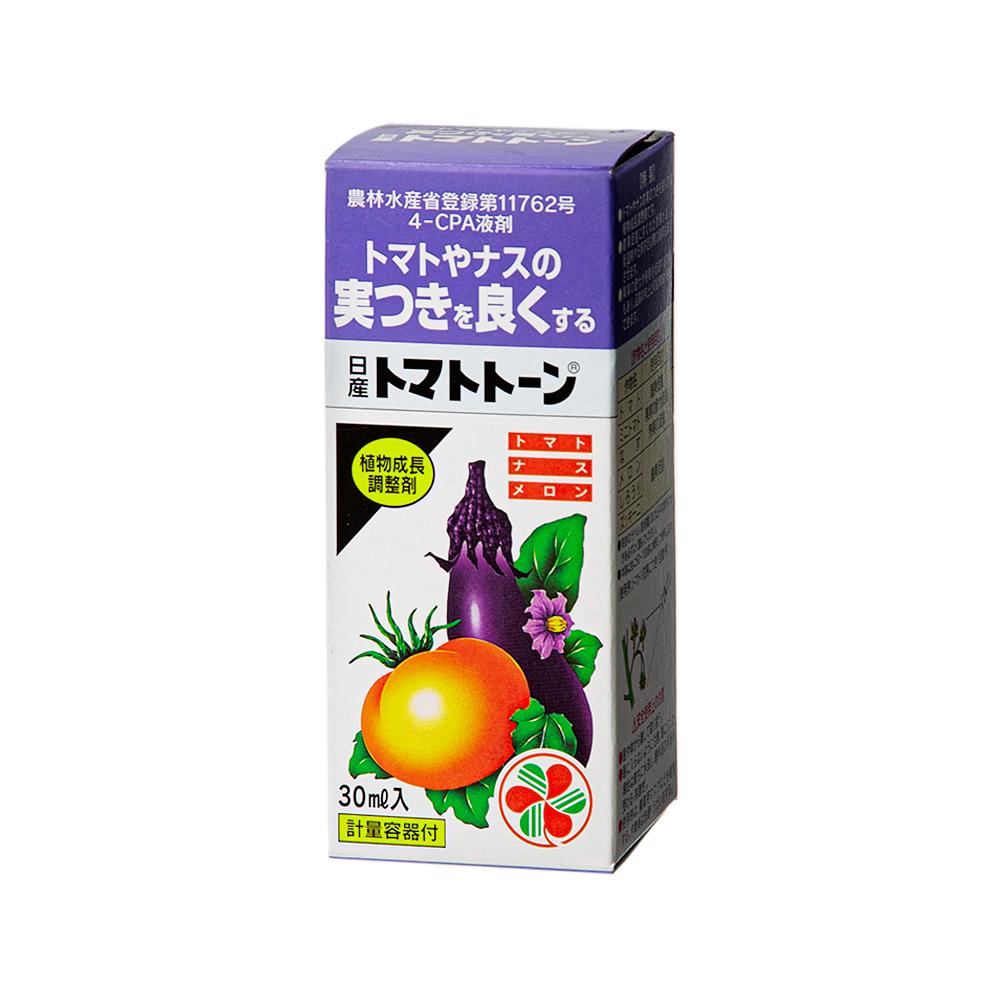 消費期限 2026/02/28  植物成長調整剤 日産トマトトーン 30mL(計量容器付) 関東当日便