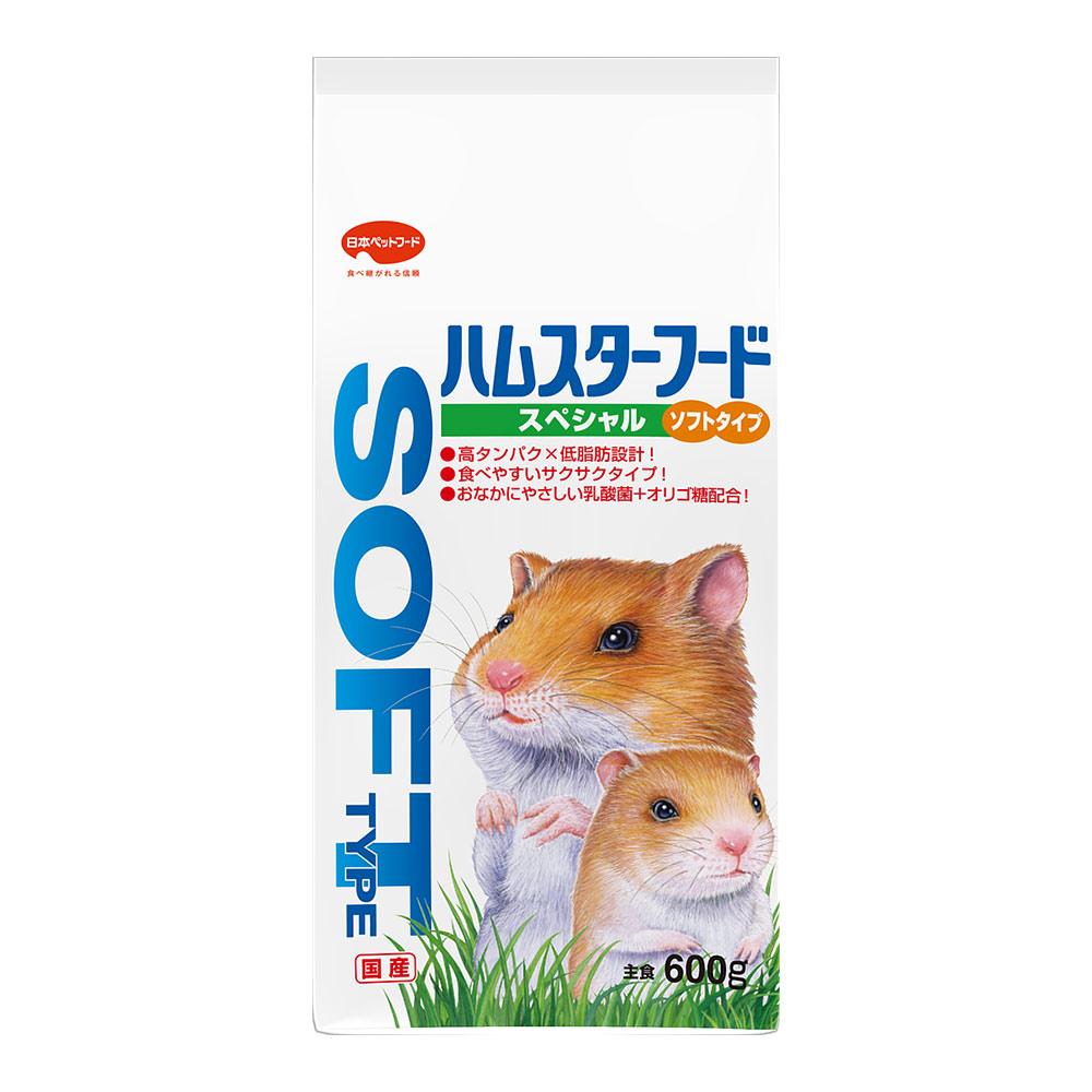 消費期限 2023/02/28  フィード・ワン ハムスターフード スペシャル ソフトタイプ 600g マウス ラット 関東当日便