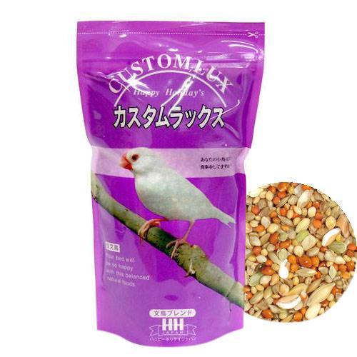 消費期限 2023 07 31 カスタムラックス 文鳥 最新号掲載アイテム 0.83L 種 鳥 直輸入品激安 餌 フード 関東当日便 えさ 穀類