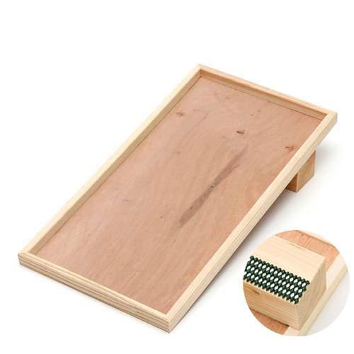 猫 爪とぎ(つめとぎ)「カリカリくん」用木枠 斜め式 フロア用ワイド(木枠のみ) 猫の爪みがき