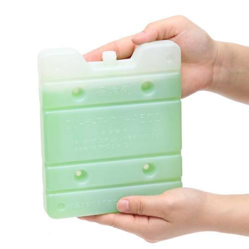保冷剤 フリーザーアイスハード 500g 超特価 関東当日便 WEB限定 氷点下16℃タイプ ひんやり