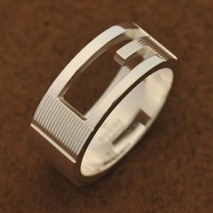 GUCCI グッチ 60サイズ 03266-0-09840-8106-09 リング 指輪