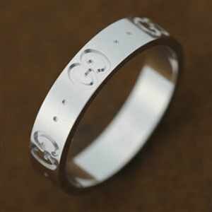 GUCCI グッチ 60サイズ 07323-0-09850-9000-21 リング 指輪