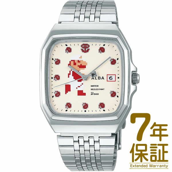 【正規品】ALBA アルバ 腕時計 ACCK421 メンズ スーパーマリオ ウオッチコレクション クオーツ