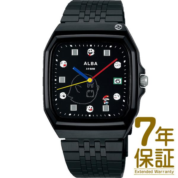 【正規品】ALBA アルバ 腕時計 SEIKO セイコーACCK426 メンズ スーパーマリオワールド テレサ クオーツ