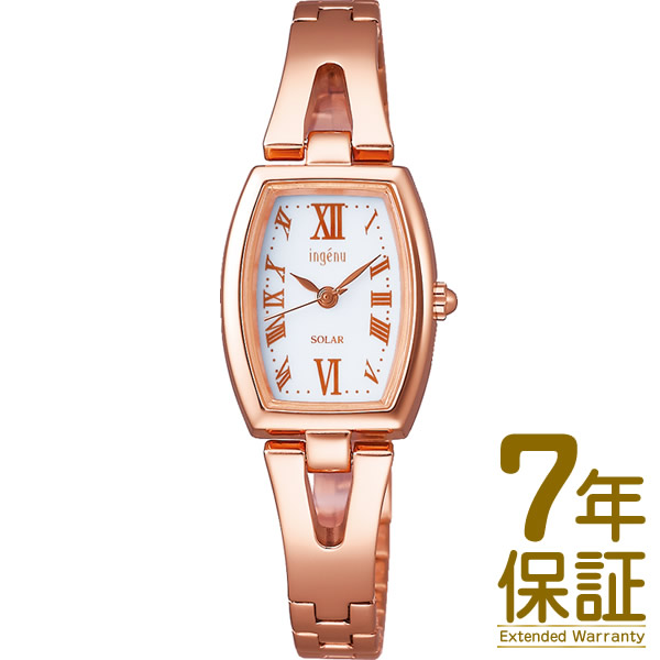 【予約受付中】【08/09~発送予定】【正規品】ALBA アルバ 腕時計 SEIKO セイコー AHJD407 レディース ingene アンジェーヌ ソーラー