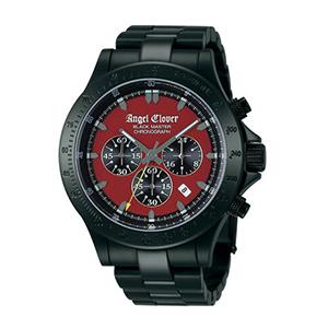 Angel Clover エンジェル クローバー 腕時計 BM46BRE メンズ BLACK MASTER MILLITARY ブラックマスターミリタリー 300本限定モデル
