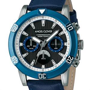 【国内正規品】Angel Clover エンジェル クローバー 腕時計 BR43BUBK-NV メンズ Brio ブリオ