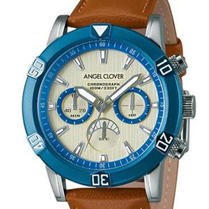 【正規品】エンジェルクローバー Angel Clover 腕時計 BR43BUIV-LB メンズ Brio ブリオ