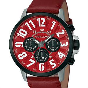 【正規品】エンジェルクローバー Angel Clover 腕時計 BU44BRE-RE メンズ BUMP バンプ