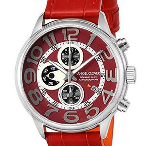 【正規品】エンジェルクローバー Angel Clover 腕時計 DP44SRE-REN メンズ Double Play ダブルプレイ