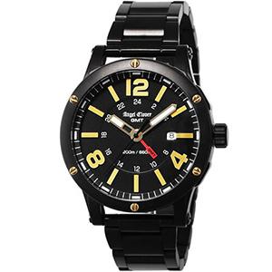 【国内正規品】Angel Clover エンジェル クローバー 腕時計 EVG46BBK メンズ EXVENTURE GMT エクスベンチャージーエムティー