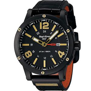 【正規品】エンジェルクローバー Angel Clover 腕時計 EVG46BBK-BK メンズ EXVENTURE GMT エクスベンチャージーエムティー