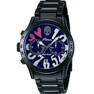 【正規品】エンジェルクローバー Angel Clover 腕時計 LC42ROBBNV メンズ collaboration RONE コラボレーション