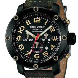 【国内正規品】Angel Clover エンジェル クローバー 腕時計 NES46BBG-CM メンズ EIGHT STAR エイトスター