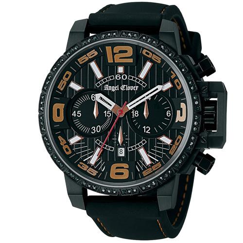 【国内正規品】Angel Clover エンジェル クローバー 腕時計 NTC48BBK-LIMITED メンズ TIME CRAFT Limited Edition 500本限定