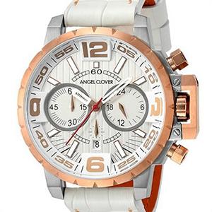 【正規品】エンジェルクローバー Angel Clover 腕時計 NTC48PG-WHN メンズ TIME CRAFT タイムクラフト