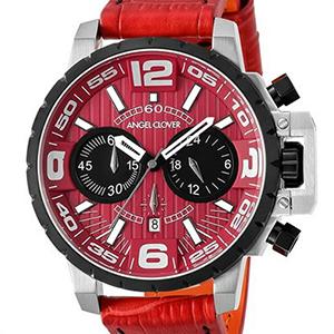 【正規品】エンジェルクローバー Angel Clover 腕時計 NTC48SRE-REN メンズ TIME CRAFT タイムクラフト