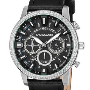 【正規品】エンジェルクローバー Angel Clover 腕時計 RD44SBK-BK メンズ Ridge リッジ