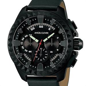 Angel Clover エンジェル クローバー 腕時計 RG46BBK-GRY メンズ Rugged ラギッド