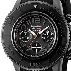 【正規品】エンジェルクローバー Angel Clover 腕時計 SC47BBK-BK メンズ SEA CRUISE シークルーズ