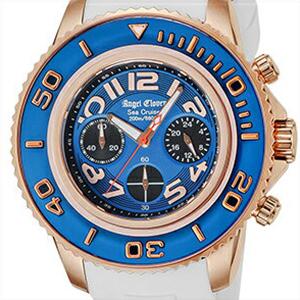 【正規品】エンジェルクローバー Angel Clover 腕時計 SC47PNV-WH メンズ SEA CRUISE シークルーズ
