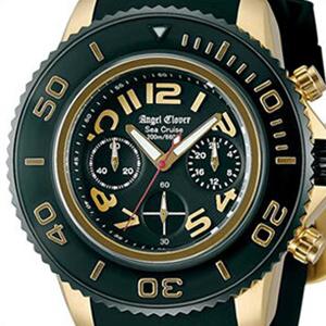 【正規品】エンジェルクローバー Angel Clover 腕時計 SC47YBK-BK メンズ SEA CRUISE シークルーズ