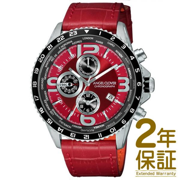【国内正規品】Angel Clover エンジェル クローバー 腕時計 MO44SRE-RE メンズ MONDO モンド クロノグラフ クオーツ