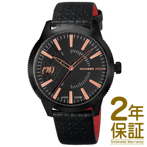 【国内正規品】Angel Clover エンジェル クローバー 腕時計 NN42PG-BK メンズ NUMBER (N)INE ナンバーナイン クオーツ