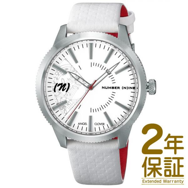 【国内正規品】Angel Clover エンジェル クローバー 腕時計 NN42SWH-WH メンズ NUMBER (N)INE ナンバーナイン クオーツ