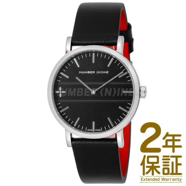 【国内正規品】Angel Clover エンジェル クローバー 腕時計 NNR40SBK-BK メンズ NUMBER (N)INE ナンバーナイン クロノグラフ クオーツ