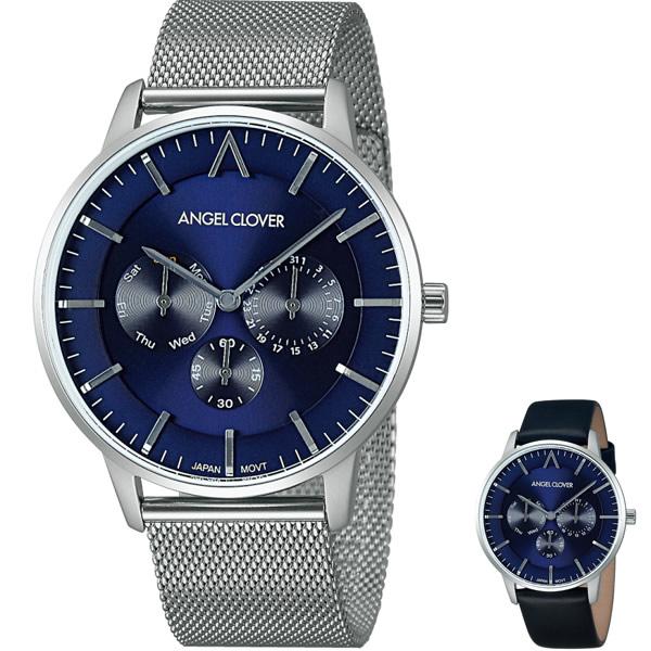 【国内正規品】Angel Clover エンジェル クローバー 腕時計 ZE42SNV メンズ Zero ゼロ クオーツ
