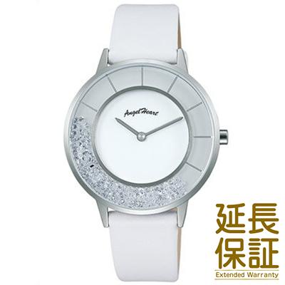 【正規品】エンジェルハート Angel Heart 腕時計 LG36S-WH レディース Love Glitter ラブグリッター