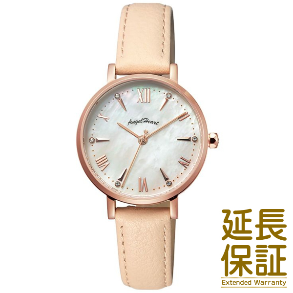 【正規品】Angel Heart エンジェルハート 腕時計 ST29PPK レディース Sparkle Time スパークルタイム ソーラー