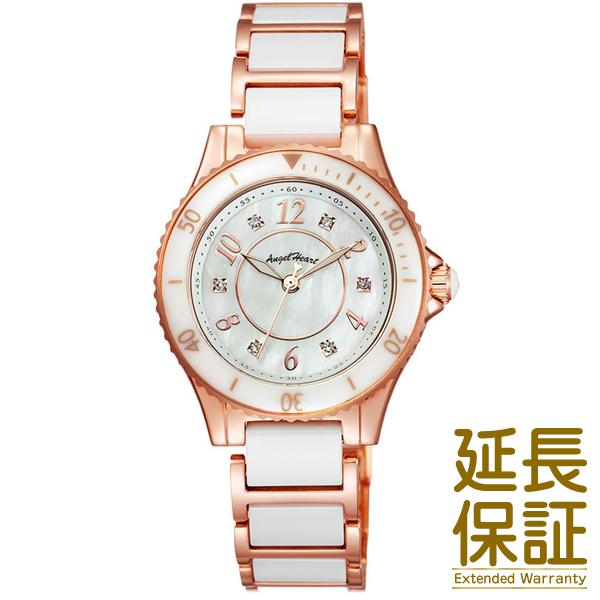 【正規品】Angel Heart エンジェルハート 腕時計 WLS29PG レディース Love Sports ラブスポーツ ソーラー